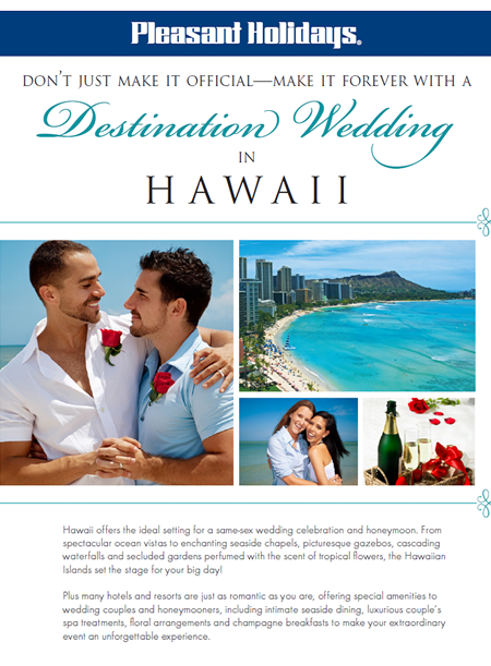 Hawaii Wedding Travel